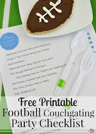 football couchgate party ideas organized 31