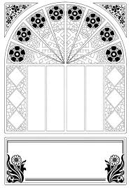 free illustration frame ornament decorative free image on