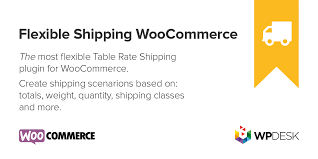 what is table rate shipping woocommerce table rate shipping flexible shipping pro