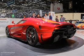 koenigsegg geneva koenigsegg regera arrives in geneva in production specification