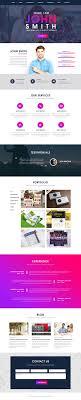 website design free best 25 one page website ideas on minimalist web