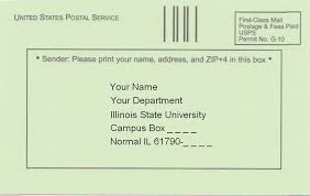 certified mail information
