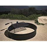 Fire Pit Liner by Amazon Com Titan 33