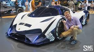 devel sixteen interior the crazy 5 000hp devel sixteen is real first look youtube