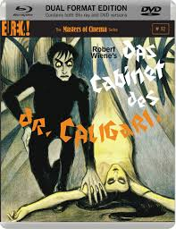The Cabinet Of Dr Caligari 2005 Film by Das Cabinet Des Dr Caligari Blu Ray The Cabinet Of Dr Caligari