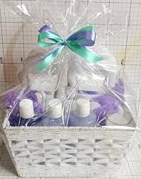 lavender gift basket premium deluxe bath gift basket ultimate large spa basket