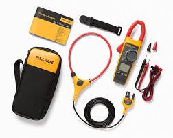 435 Meters To Feet by Fluke 376 Fc 1000a Ac Dc Trms Wireless Clamp W Iflex Amazon Com