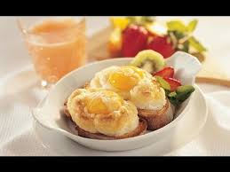 eggs in clouds how to cook youtube