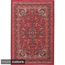 Red Carpet Rug Red Rugs U0026 Area Rugs Shop The Best Deals For Oct 2017