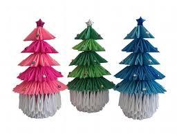 3d origami christmas tree espressions