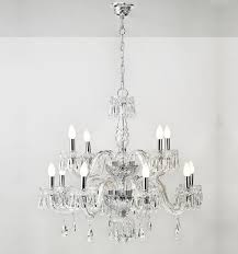 diamond chandelier chandelier with 2 levels and 12 arms diamond vista alegre