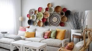 interior living room wall decor in stylish diy wall decor ideas