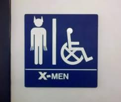 bathroom men men bathroom sign funny sign