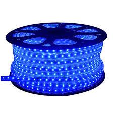 blue led 1 2 in diameter clear rope light light bulb finder