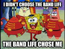 Band Geek Meme - band geek spongebob memes quickmeme