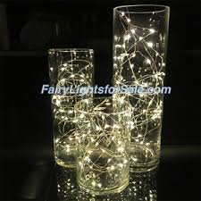 Submersible Led Light Centerpieces wire led string fairy light centerpiece vase submersible wedding