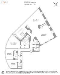 frasier crane apartment floor plan kelsey grammer sold his condo at jean nouvel u0027s west chelsea
