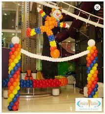 circus balloon circus balloon arch balloon ideas arch circus