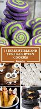 fun halloween appetizers 23 easy halloween cookie recipes cute ideas for halloween cookies