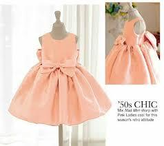 Desain Baju Gaun Anak   dress pesta anak perempuan desain lucu model terbaru