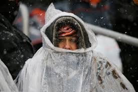 5 tips for football fans to brave the cold