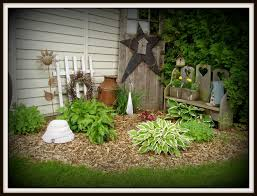 Backyard Decor Pinterest Rustic Garden Decor Best Decoration Ideas For You