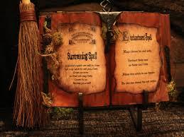 halloween spell book summoning spell u0026