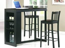 small kitchen table with bar stools small round pub table serba tekno com