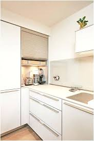 Louvered Cabinet Door Aluminum Roll Up Doors For Modern Kitchen Design Shutter