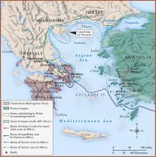 Sparta On Map Greece Linking To Thinking