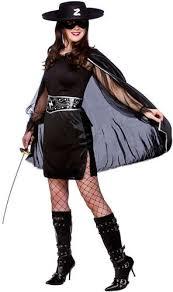 Mexican Woman Halloween Costume Mexican Bandit Mask Fancy Dress Zorro Hero Kids Mens Ladies