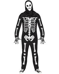 u0026 039 s mens game over guy pixel skeleton enemy monster costume