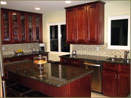 Quaker Maid Kitchen Cabinets by Cherry Kitchen Premade Kitchen Cabinets Kitchen Cabinets Ideas