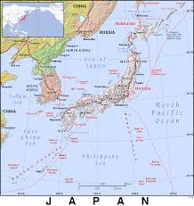 Sea Of Japan Map Jp Japan Public Domain Maps By Pat The Free Open Source