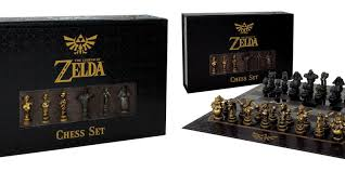 the legend of zelda collector u0027s edition chess board for 50