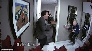 Ellen Bathroom Scares Jimmy Fallon Tells Ellen He U0027s Happy He Didn U0027t Realize Nicole