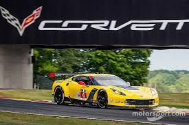 imsa corvette racing gunning for imsa crown in 2016