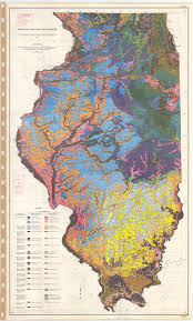 Illinois Us Map by General Soil Map Of Illinois Esdac European Commission