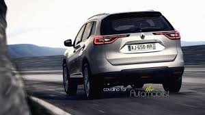 renault koleos 2015 second generation renault koleos speculatively rendered using
