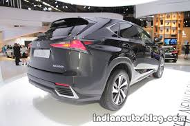 lexus nx to launch in india on 17 november report
