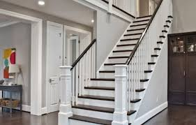 How To Build A Stair Banister Diy Vs Hiring A Contractor Stairway Remodel Porch Advice