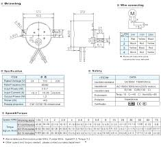49tyd 1 110v 220v ac synchronous gear motor buy synchronous
