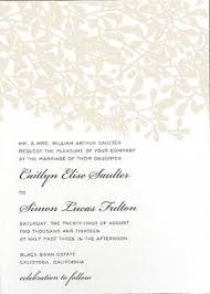 Proper Wedding Invitation Wording Etiquette 101 How To Properly Word Your Wedding Invitations