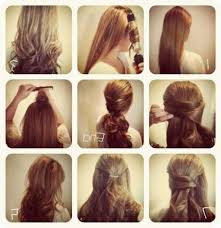 easy and quick hairstyles for school dailymotion long hairstyles amazing school hairstyles for long hair girls
