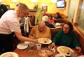 local restaurants free thanksgiving dinners becoming a tradition