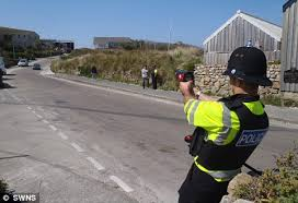Sle Of Bill Of Sale For A Car by Scilly Isles With Just Nine Of Road Gets Speed Radar Trap