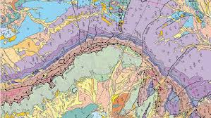 Geological Map Of Usa by Chapter 4 Regional Contexts U2013 Water Exploration Remote Sensing