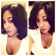 k michelle bob cut k michelle s younger sister is a dime just like her