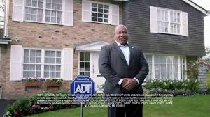 adt commercial actress house adt security tv commercial brawn and brains featuring ving rhames