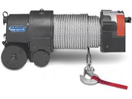 ramsey winch company 112162 ramsey re 12000 winch with 12 ft